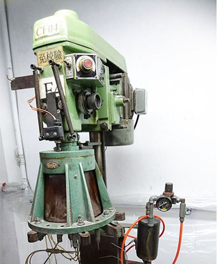 Drill and Tap Machine