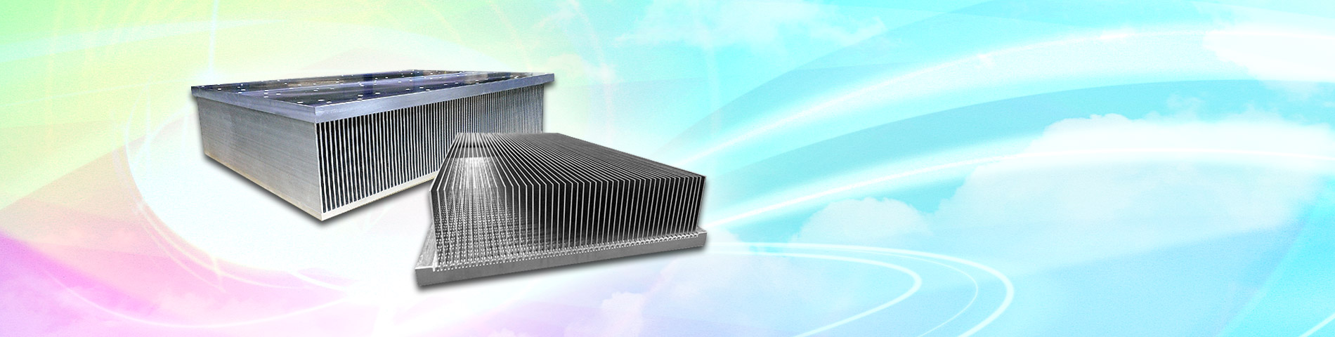 SHUNTEH We Satisfy Your Need A professional manufacturer of HEAT SINK