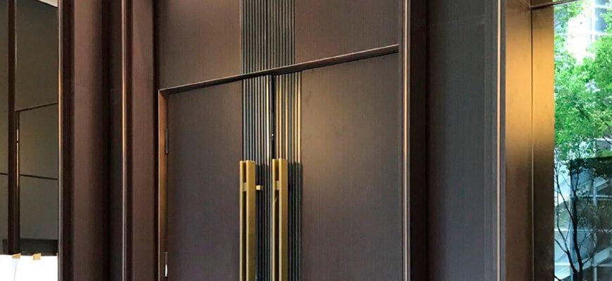 PVC Laminated Door Panel