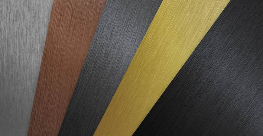 Titanium-like Surface Reaching The Same Appearance With Longer Durability