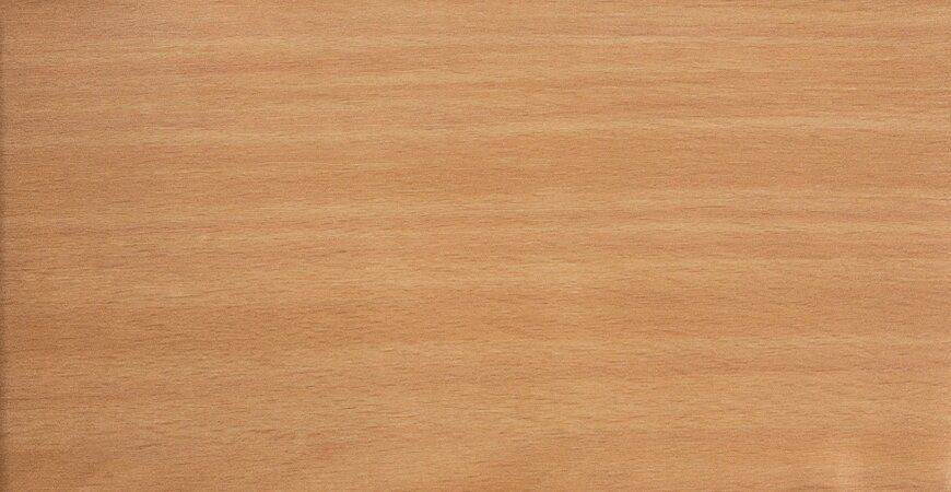 B105 Película de madera de haya y PVC