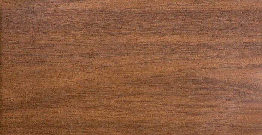 LCM-B108-Wood Grain PVC Film Laminated Metal-Walnut