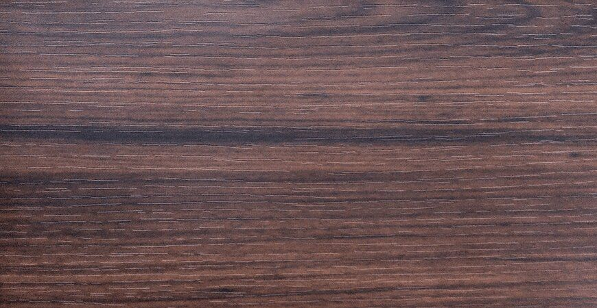 LCM-B133-Wood Grain PVC Film Laminated Metal-Mocha Cherrywood