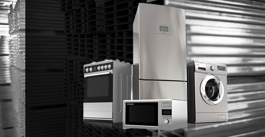 Nano Ceramic Coating Anti-fingerprint - Home Appliances Application