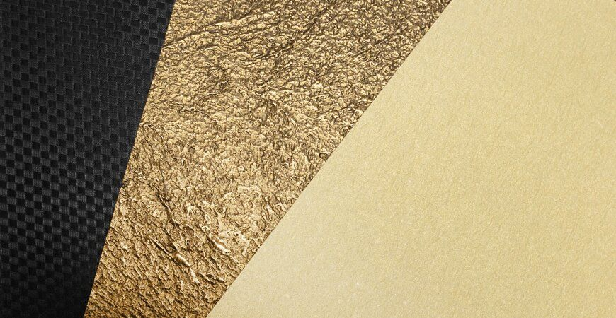 Texture PVC Film Laminated Metal