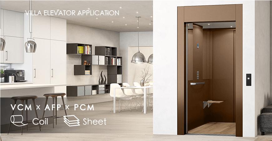 Villa Elevator Application