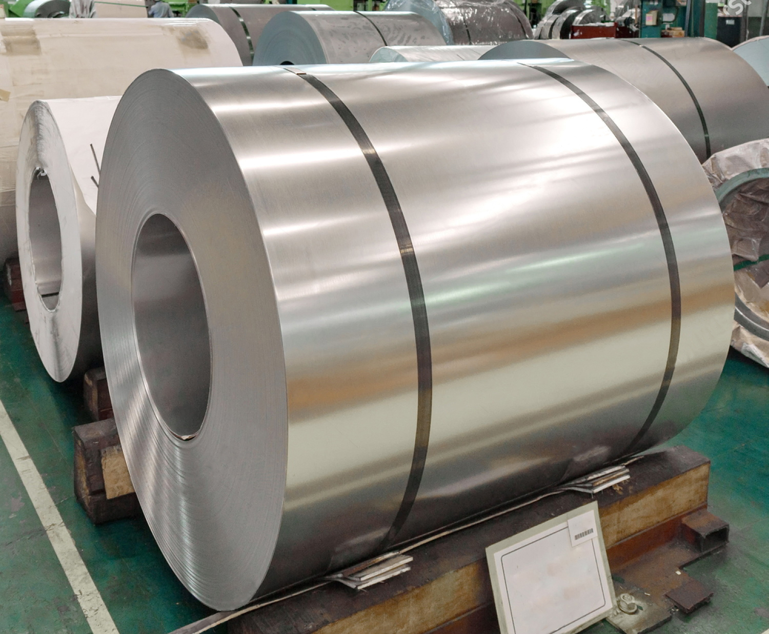 We offer many kind of stainless steel coils for customers.