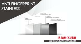 Anti-fingerprint Stainless Steel