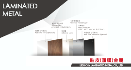 Laminated Steel Product