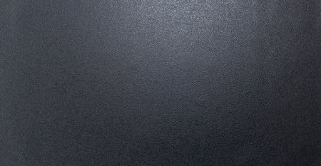 Plain PVC Pre-coated-Leather Black - LCM-A101-Plain PVC Film Laminated Metal-Leather Black