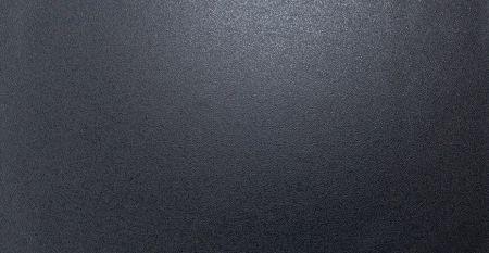 Plain PVC Pre-coated-Leather Black - LCM-A101-Plain PVC Film Laminated Metal-Leather Black