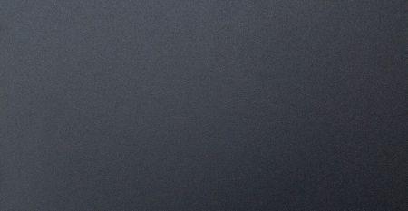 Plain PVC Pre-coated-Leather Black - LCM-A132-Plain PVC Film Laminated Metal-Leather Black