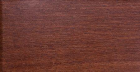 Wood Grain PVC Film Laminated Metal- Redwood