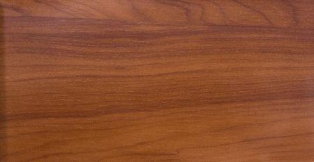 Wood Grain PVC Film Laminated Metal-Yew