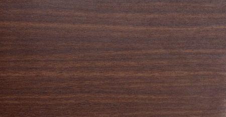 Wood Grain PVC Film Laminated Metal-Brown Walnut - LCM-B112-Wood Grain PVC Film Laminated Metal-Brown Walnut