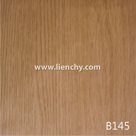Wood Grain PVC Pre-coated Metal -Oak (films)