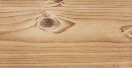 Wood Grain PVC Film Laminated Metal-Pinewood