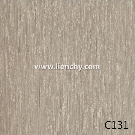Wood Grain PVC Pre-coated Metal -Bamboo Stripes (films)