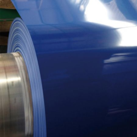 Color Pre-coated Aluminum Coils (coils)