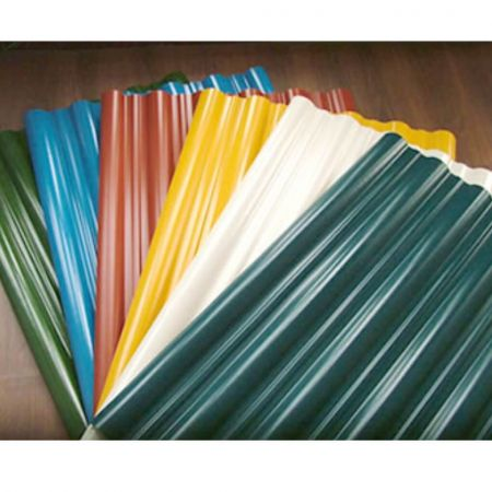 Color Pre-coated Aluminum Coils (films)