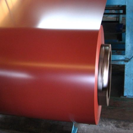 Color Pre-coated Galvanized steel coils (coils)