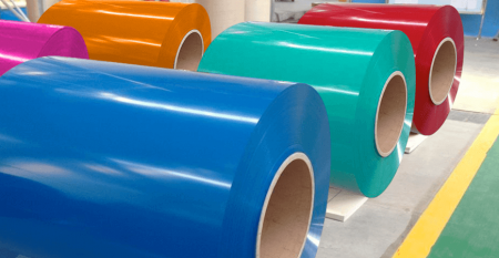 Color Pre-coated Galvanized steel coils - LCM-PPGI-Color Pre-coated Galvanized steel coils
