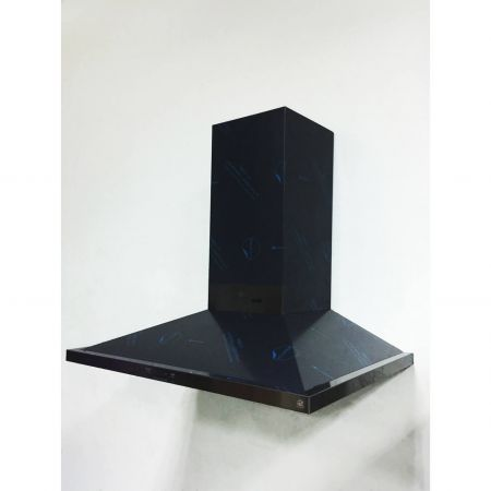 AFP-SUS Finish-Black (Anti fingerprint stainless steel wall mount range hood)