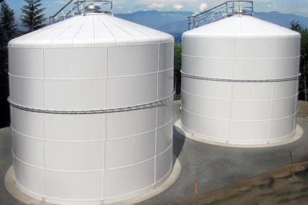 Food Grade Laminated Metal Application - Water Safety Storage Tank
