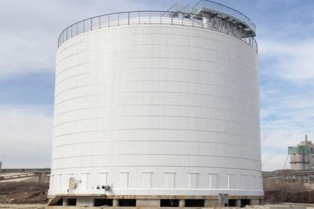 Food Grade Laminated Metal Application - Water Safety Storage Tank