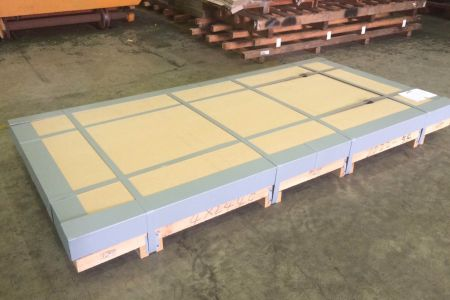 (Steel Sheet - Export Steel Package)