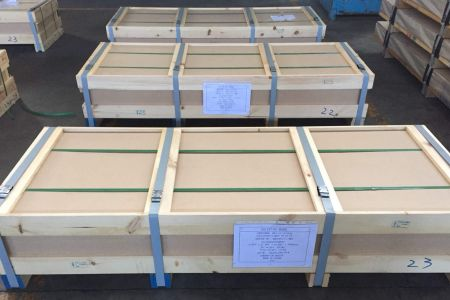 (Steel blank - Export Steel Package)