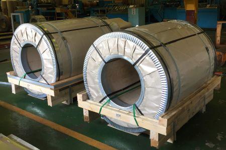 (Steel blank - Export Steel Package)
