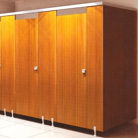 Laminated steel product for building material - OA partition panel