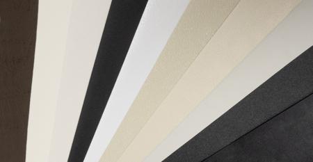 Plain PVC Film Series - Plain PVC Film Laminated Metal