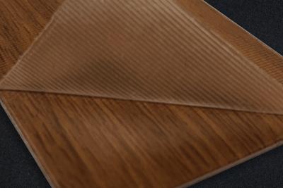 Textura de película protectora transparente