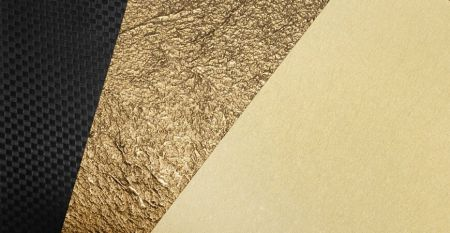 Texture Series Laminated Metal - Texture PVC Film Laminated Metal
