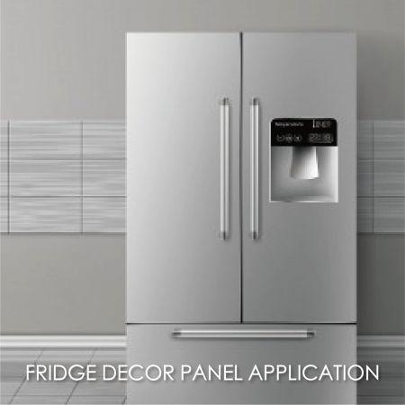 Fridge Decor Panel - Find a proper solution for your refrigerator