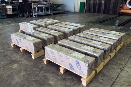 Lienchy Laminated Metal-Steel Finished Packaging
