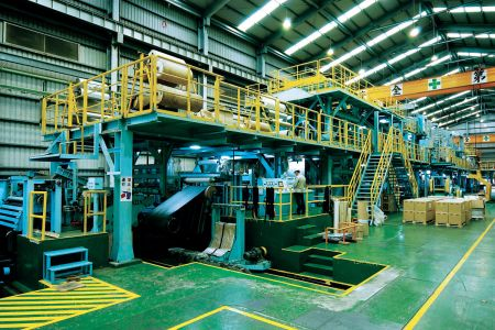 Lienchy Laminated Metal-Laminating Production Line Panorama