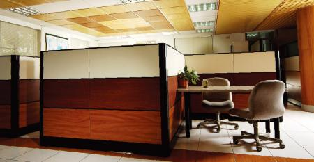 Interior Decorating Solutions - Laminated Metal can create elegant designs and various functions.
