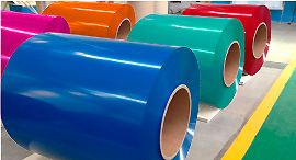 Color Pre-Coated Aluminum Sheet