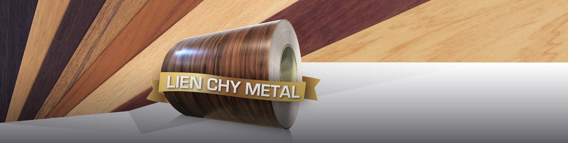 LAMINATED METAL LINKS COLOR AND BEAUTY