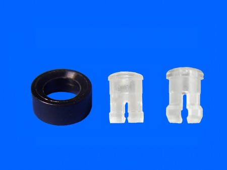 Plastic LED Cap