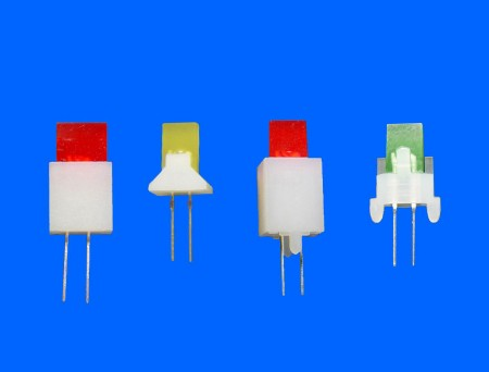 2pin 方型 LED套