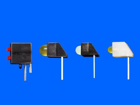 Plastic LED Holder