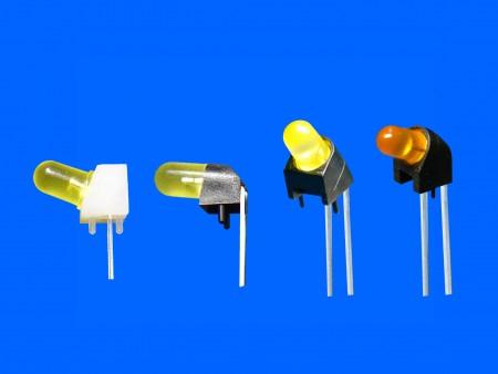 Ø3,2pin LED座