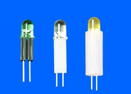 Ø3,Ø5 2pin LED座