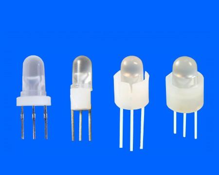 Ø5,3pin LED座