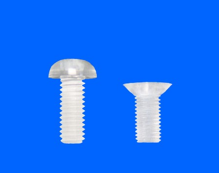 Tornillo / tuerca / tapón de plástico
