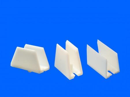 Carcasa de condensador de plástico